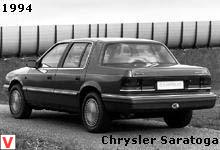 Photo Chrysler Saratoga #2