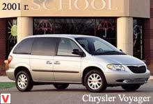 Photo Chrysler Voyager
