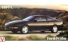 Photo Ford Probe