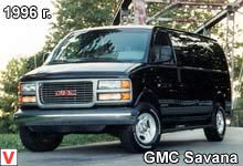 Photo GMC Savana