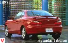Photo Hyundai Tiburon #1