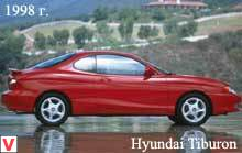 Photo Hyundai Tiburon #2