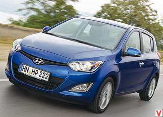 Photo Hyundai i20