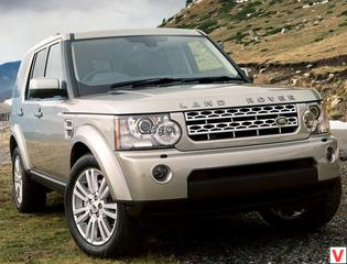Photo Land Rover Discovery #1