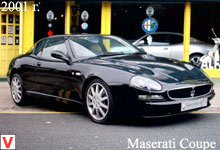 Photo Maserati Coupe