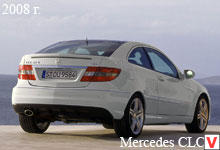 Photo Mercedes CLC