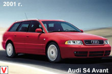 Audi S4 - car review, history of creation, specifications