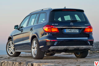 Photo Mercedes GL