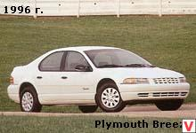 Plymouth Breeze
