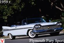 Photo Plymouth Fury #1