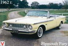 Photo Plymouth Fury #2