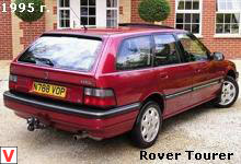 Photo Rover Tourer