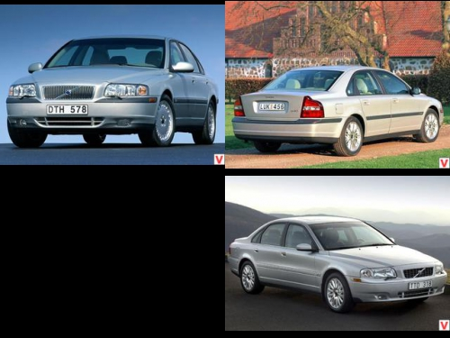 Volvo S80 Car Review History Of Creation Specifications