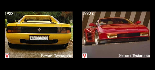 Ferrari Testarossa Car Review History Of Creation