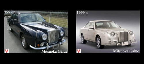 Photo Mitsuoka Galue
