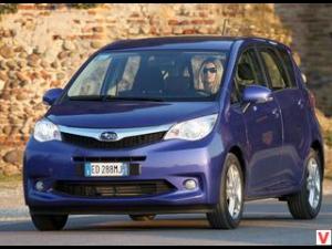 Subaru Trezia - car review, history of creation, specifications
